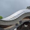 恐山のステンレスの屋根:旅の暮らしで見つけたもの